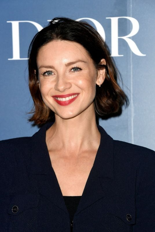 CAITRIONA BALFE at HFPA x Hollywood Reporter Party in Toronto 09/07/2019