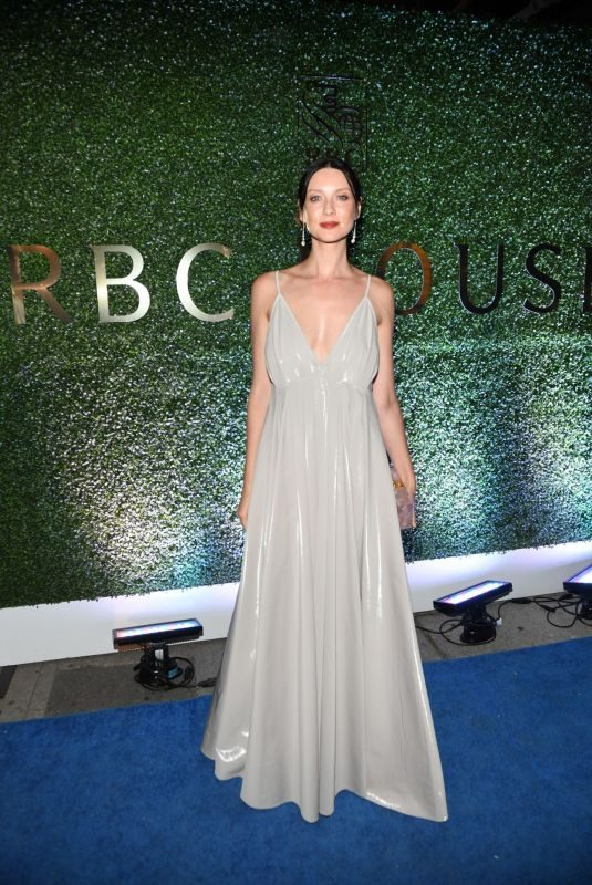 CAITRIONA BALFE at RBC Hosted Ford v Ferrari Cocktail Party at RBC House 09/09/2019