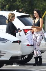 CAMILA CABELLO Arrives at a Dance Studio in Los Angeles 09/15/2019