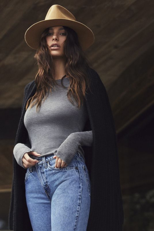 CAMILA MORRONE for NakedCashmere, August 2019
