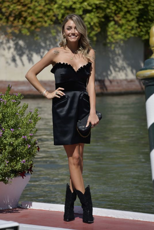 CAMILLA MANGIAPELO at 76th Venice Film Festival 09/05/2019