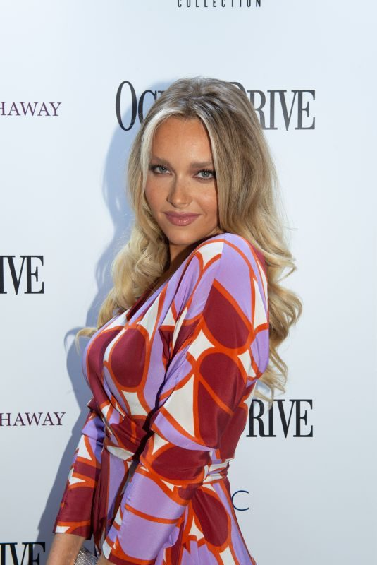 CAMILLE KOSTEK at OceanDrive Magaazine September Cover Issue Party 09/19/2019
