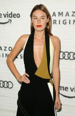 CAMILLE ROWE at Amazon Prime Video Emmy Awards Party 2019 in Los Angeles 09/22/2019