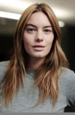 CAMILLE ROWE at Rag and Bone Show at New York Fashion Week 09/06/2019