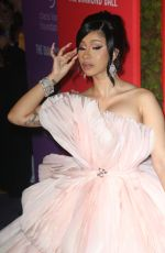 CARDI B at 5th Annual Diamond Ball at Cipriani Wall Street in New York 09/12/2019