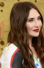 CARICE VAN HOUTEN at 71st Annual Emmy Awards in Los Angeles 09/22/2019