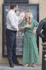 CARLEY STENSON at a Photosat Palace Theatre in Manchester 09/16/2019