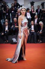 CARLOTTA MAGGIORANA at Joker Premiere at 76th Venice Film Festival 08/31/2019