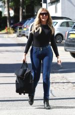 CAROL VORDERMAN Leaves BBC Radio in Cardiff 09/14/2019