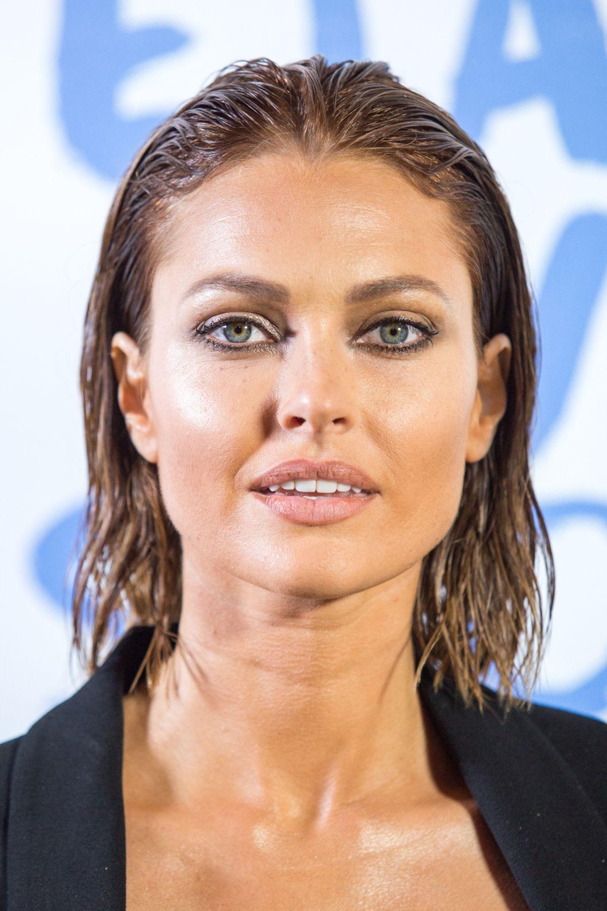 CAROLINE RECEVEUR at Etam Fashion Show at PFW in Paris 09 ...