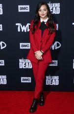 CASSADY MCCLINCY at The Walking Dead, Season 10 Special Screening in Hollywood 09/23/2019