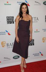 CATHERINE ZETA JONES at Bafta LA + BBC America TV Tea Party 09/21/2019