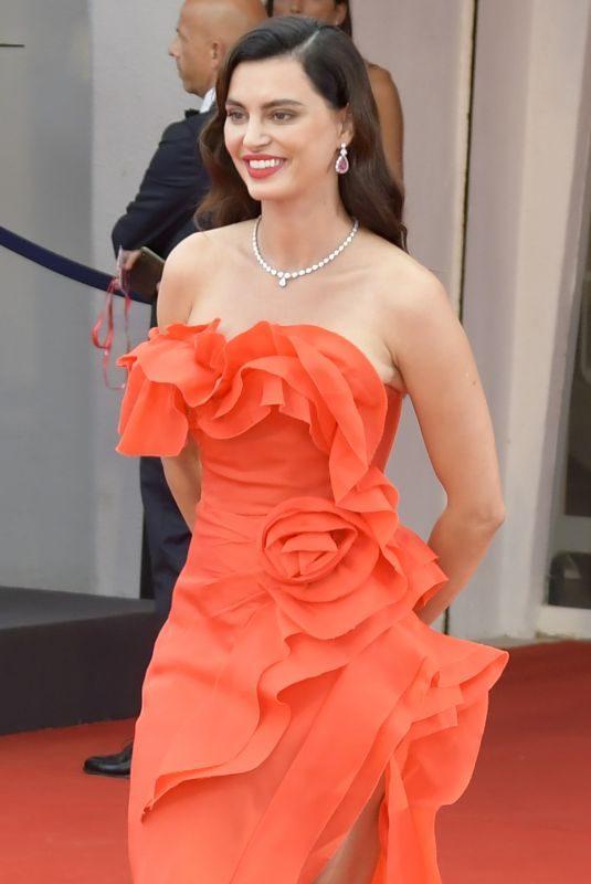 CATRINEL MARLON at 2019 Venice Film Festival Closing Ceremony 09/07/2019