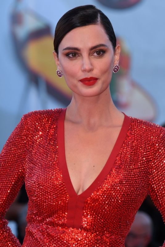 CATRINEL MENGHIA at Saturday Fiction Premiere at 76th Venice Film Festival 09/04/2019