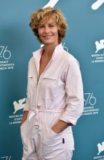 CECILE DE FRANCE at The New Pope Photocall at 2019 Venice Film Festival 09/01/2019