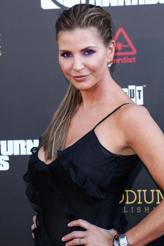 CHARISMA CARPENTER at 45th Annual Saturn Awards in Los Angeles 09/13/2019
