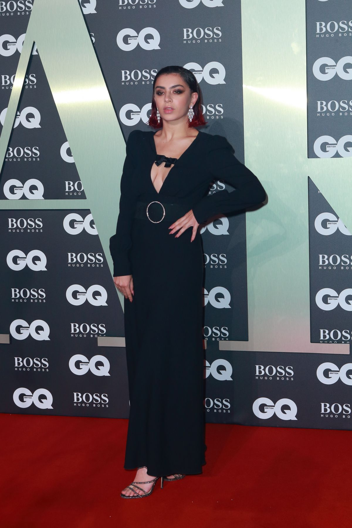 Charli XCX - 2019 GQ Men of the Year Awards in Madrid-01