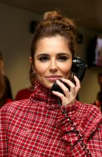 CHERYL COLE at BGC Annual Global Charity Day in London 09/11/2019