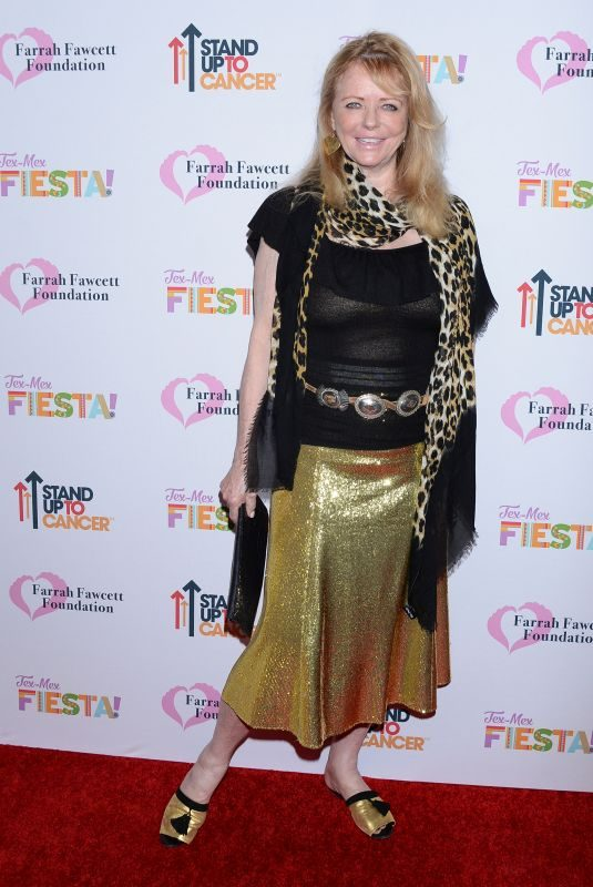 CHERYL TIEGS at Tex-mex Fiesta at Wallis Annenberg Center in Los Angeles 09/06/2019