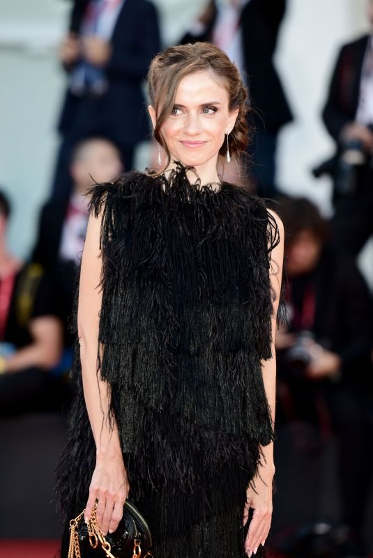 CHIARA IEZZI at Saturday Fiction Premiere at 76th Venice Film Festival 09/04/2019