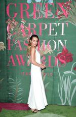CHLOE BENNET at Green Carpet Fashion Awards in Milan 09/22/2019
