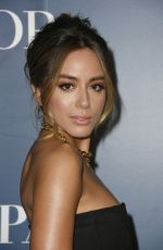 CHLOE BENNET at HFPA x Hollywood Reporter Party in Toronto 09/07/2019