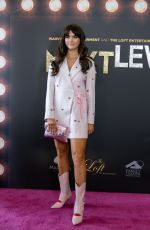 CHLOE EAST at Next Level Premiere in Los Angeles 09/04/2019