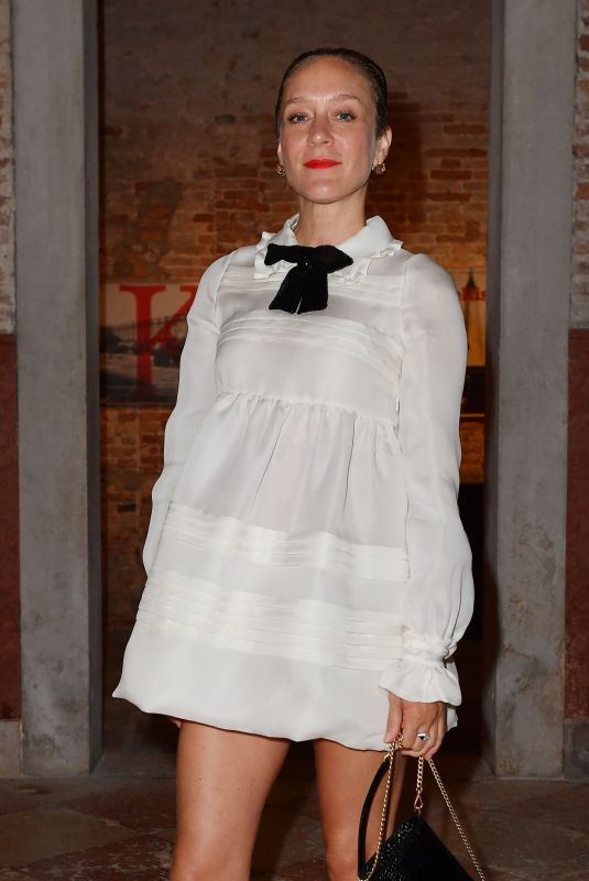 CHLOE SEVIGNY at Miu Miu Women