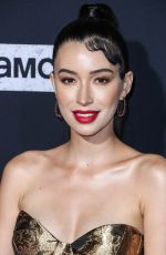 CHRISTIAN SERRATOS at The Walking Dead, Season 10 Special Screening in Hollywood 09/23/2019