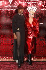 CHRISTINA AGUILERA at Virgin Voyages Capsule Collection Launch at London Fashion Week 09/15/2019