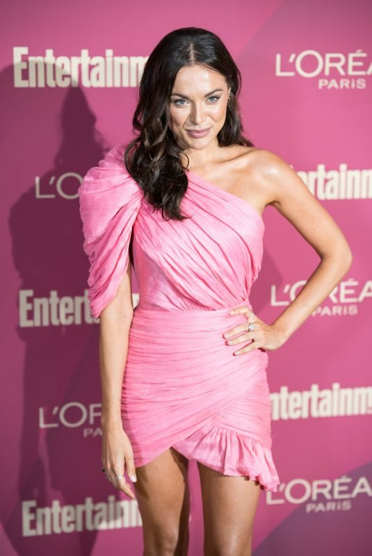 CHRISTINA OCHOA at 2019 Entertainment Weekly and L'Oreal Pre-emmy Party in Los Angeles 09/20/2019