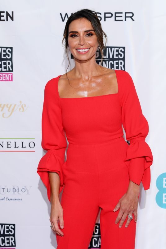 CHRISTINE LAMPARD at A Very British Affair Auction at Claridge's Hotel in London 09/13/2019