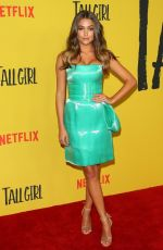 CLARA WILSEY at Tall Girl Premiere in Los Angeles 09/09/2019