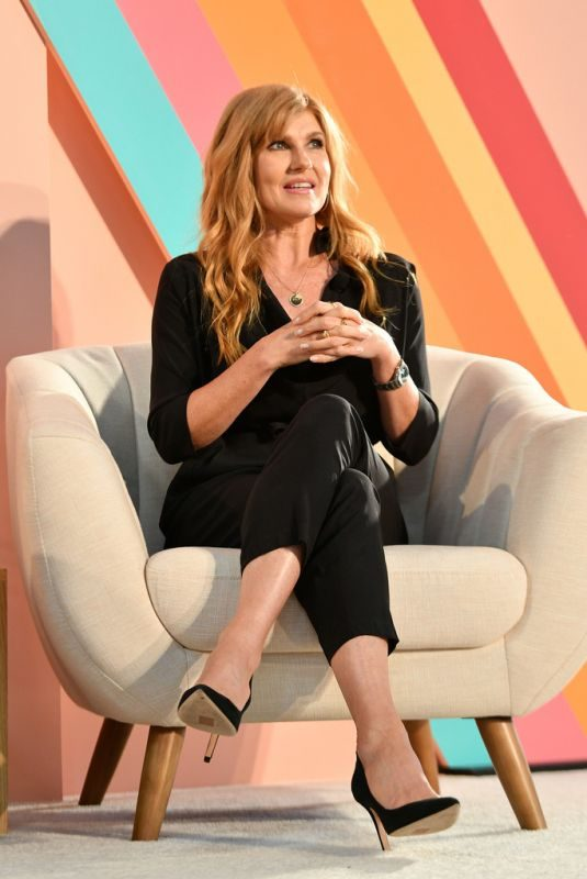 CONNIE BRITTON at #blogher19 Creators Summit in Brooklyn 09/18/2019
