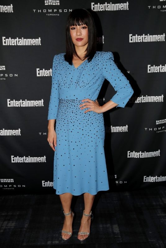 CONSTANCE WU at EW's Must List Party at Toronto International Film Festival 09/07/2019