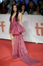 CONSTANCE WU at Hustlers Premiere at 2019 Toronto International Film Festival 09/07/2019