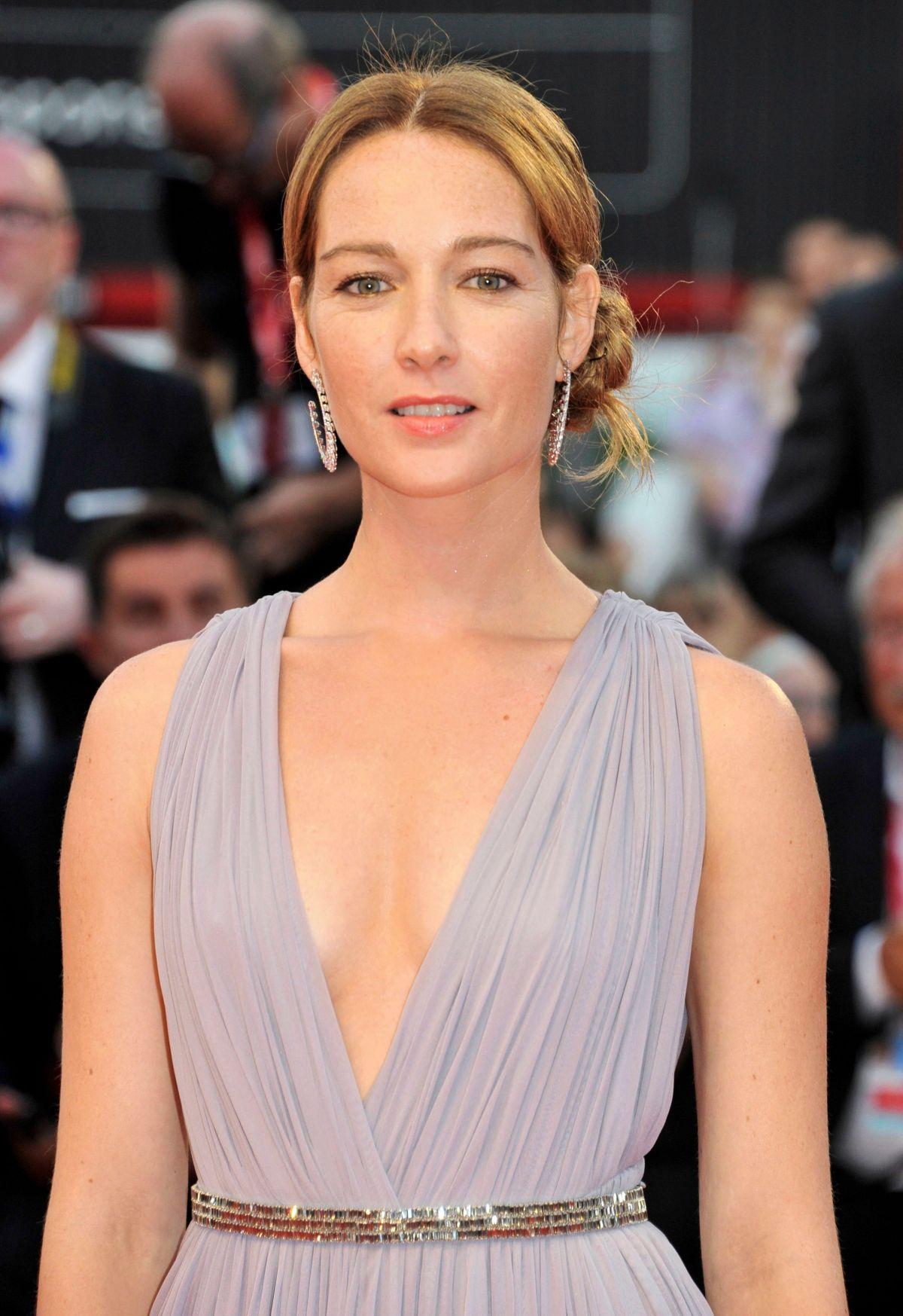 Cristiana Capotondi At Martin Eden Premiere At 76th Venice Film