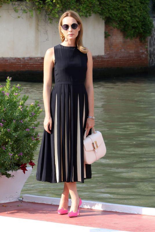 CRISTIANA CAPOTONDI Out at 2019 Venice Film Festival 09/02/2019