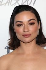 CRYSTAL REED at Thirst Project 10th Annual Thirst Gala in Beverly Hills 09/28/2019