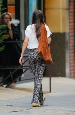 DAKOTA JOHNSON Out in New York 09/26/2019