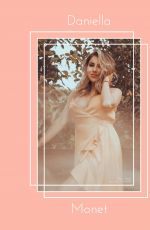 DANIELLA MONET in Saturne Magazine, Summer 2019