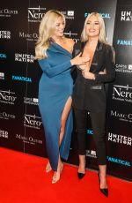DANIELLE SELLERS at Fanatical Premiere in London 09/05/2019