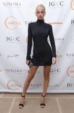 DAPHNE GROENEVELD at Unitas Gala Spring/Summer 2018 at New York Fashion Week 09/12/2017