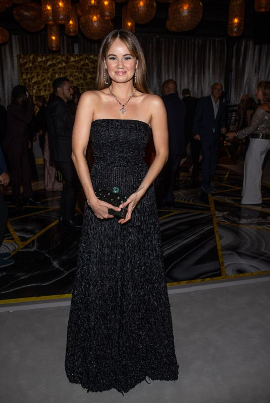 DEBBY RYAN at Netflix Emmy Awards Party in Los Angeles 09/22/2019