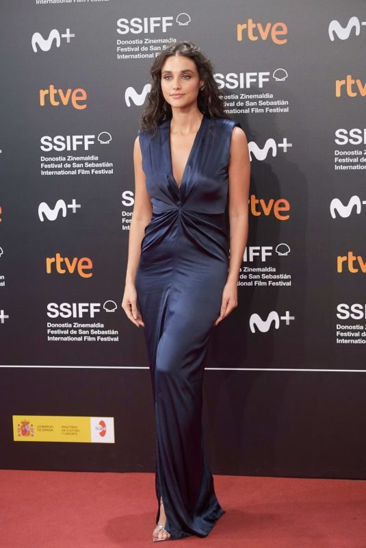 DEBORA NASCIMENTO at Pacificado Premiere at 67th San Sebastian Film Festival 09/24/2019