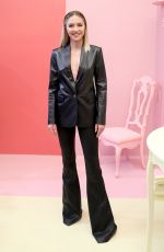DELILAH HAMLIN at Alice + Olivia by Stacey Bendet Fashion Show in New York 09/09/2019
