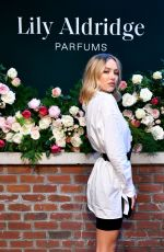 DELILAH HAMLIN at Lily Aldridge Haven Parfums Launch Event in New York 09/08/2019