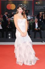 DELPHINE WSPISER at About Endlessness Premiere at 76th Venice Film Festival 09/03/2019