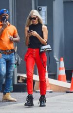 DEVON WINDSOR Out and About in New York 09/04/2019