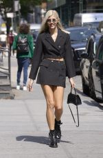 DEVON WINDSOR Out and About in New York 09/09/2019